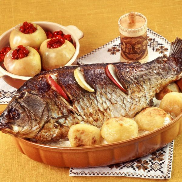 UKRAINIAN FISH CUISINE